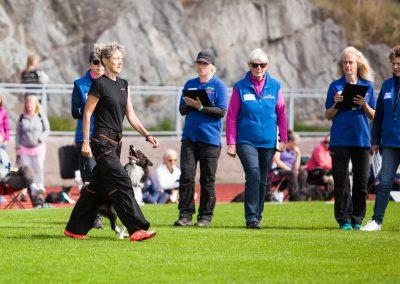 Höst 2019 Förberedd för tävling! I samarbete med Dynamic Rehab&Sport